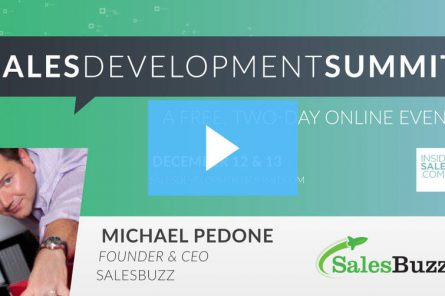 Sales Development Summit
